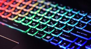 RGB Gaming Laptop Keyboard TS