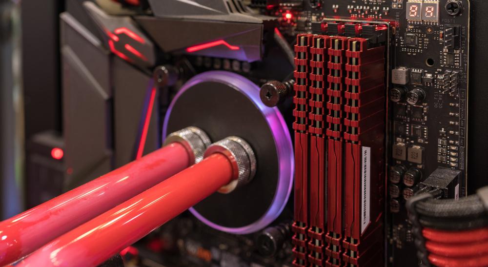 CPU liquid cooler