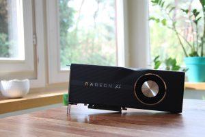 AMD RX 5700 XT Graphics Card