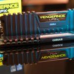 Dual Corsair Vengeance LPX DDR4 RAM Sticks