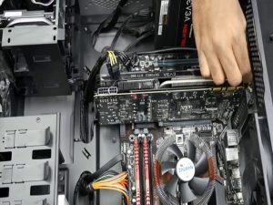 How to Remove a Motherboard